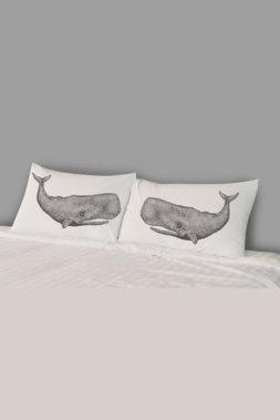 Whale Pillowcases