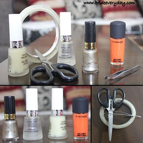 How to do nail art at home? Follow these easy steps to do nail art designs at home..Check out the below link for my latest nail art tutorial: http://www.brideeveryday.com/how-to-do-nail-art-designs-at-home il art designs at home – Tutorial