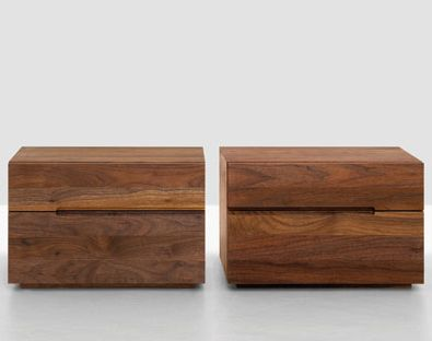 Zeitraum Nighstands - Master Bedroom - concept for night tables
