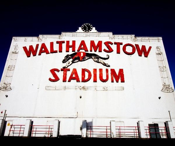 Walthamstow Stadium:I remember the Stow! Used to go to the dogs after work with colleagues:))