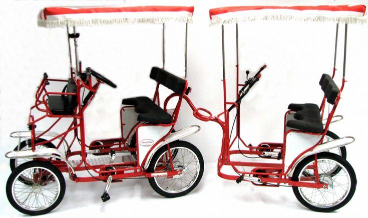 Four Person Bike, Surrey Bike, Surrey Cycle, Ciclofan
