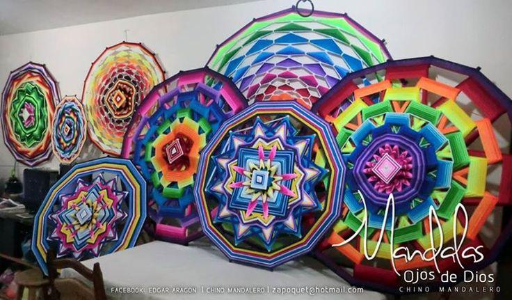 Mandala Huichol