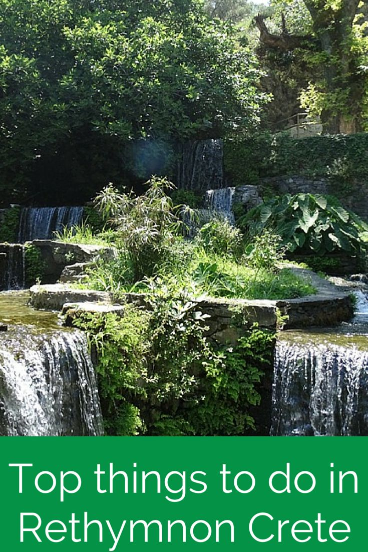 Argyroupoli springs in Rethymnon Crete. Here you will find all the info you need on where to eat, what to see and do and all the attractions in the surrounding area.