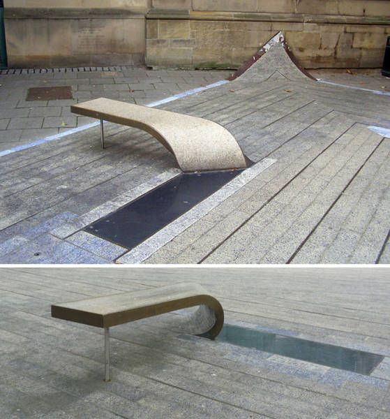 Some Of The Most Unusual And Creative Bench Designs Ever 45 pics  Matusfun
