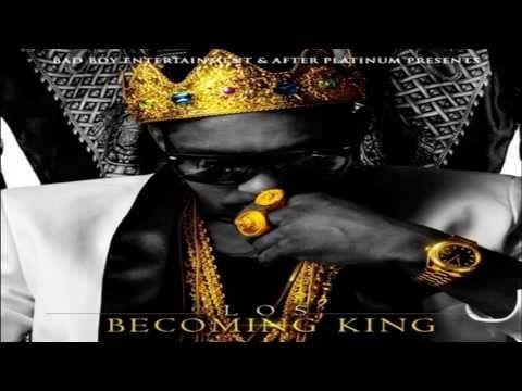 King Los - Burn Slow ft. Wiz Khalifa & Mickey Shiloh
