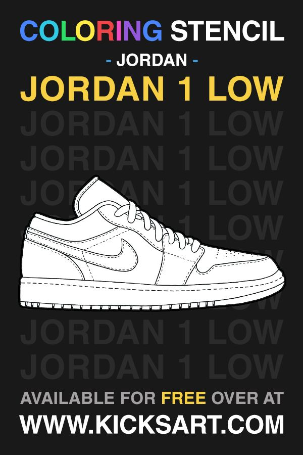 21++ Nike air force 1 coloring page info