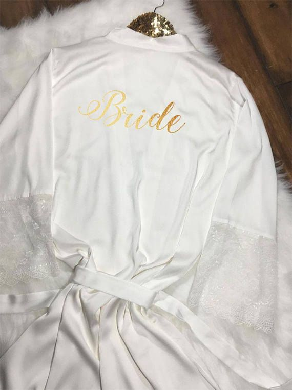 Bridal Party Robes Bridesmaids robes Bridal party gifts Bride robes bath  and beauty Spa and relaxation Spa gifts and kits c6e71f30a