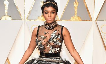 Oscars 2017: Janelle Monáe And The 'Hidden Figures' Cast Were Red Carpet Royalty | The Huffington Post