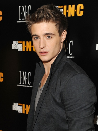 with a face like that.. max irons