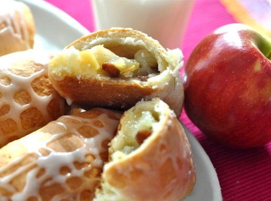 Пирожки с яблоками - Рецепты пирожков с яблоками - Как правильно
