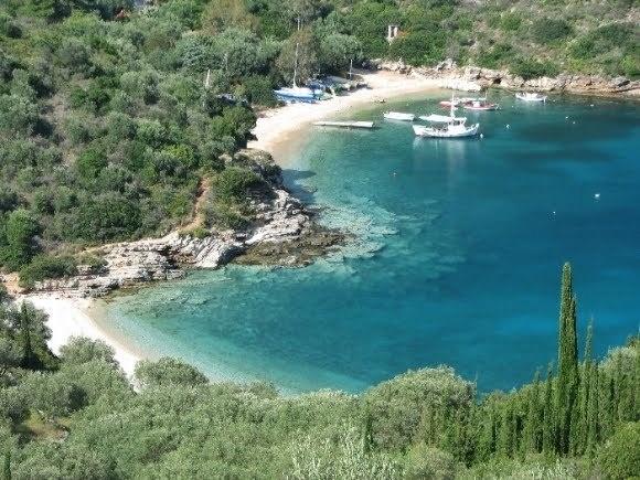 Sarakiniko - in Elafonisos Island, Peloponnese, Greece