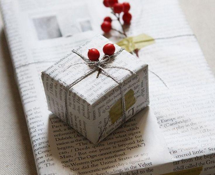 5 manières d'originales d'emballer ses cadeaux