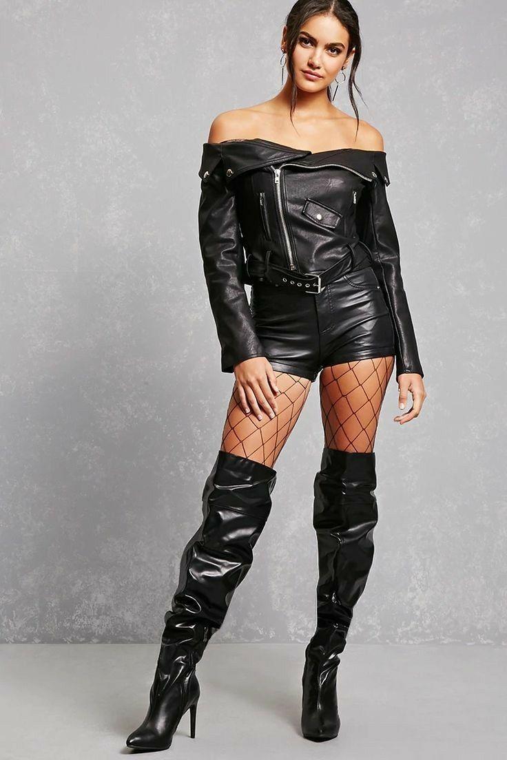 603 besten outfits for wife bilder auf pinterest ledermode lederjeans und schwarze lederhose. Black Bedroom Furniture Sets. Home Design Ideas
