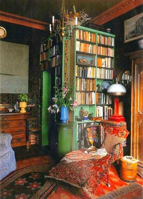Bohemian Abode...