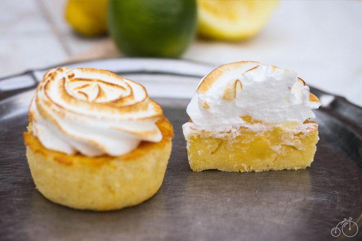 Cupcakes citron meringu s lemon curd citron vert et meringue italienne recettes pinterest - Recette tarte au citron sans meringue ...