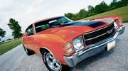 Check out this 1969 Chevy Chevelle SS with a 582 big block engine, Keisler 5-speed transmission, Currie 9-inch rear end, Wilwood brakes and Nitto tires - Super Chevy Magazine