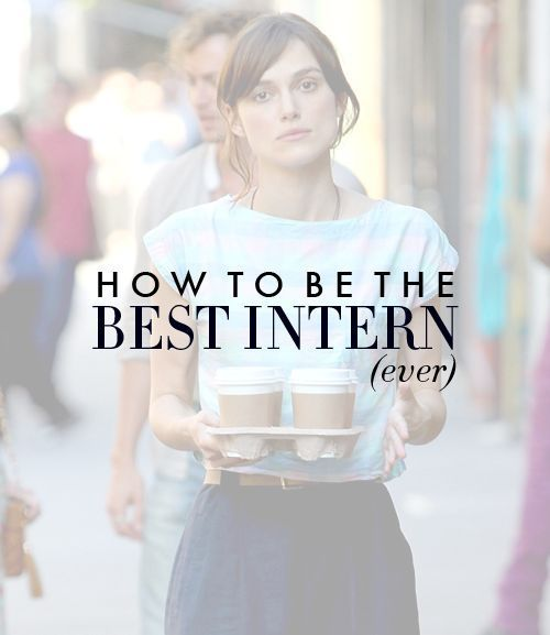 41 best All About Internships images on Pinterest Studios - when to quit your internship