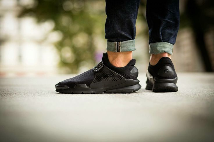 "Nike Sock Dart ""Triple Black"" 15.07  #nike #sockdart #WS2 #receptanabuty"