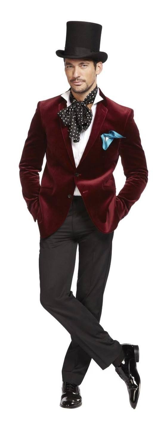 Mens jacket marks and spencer - David Gandy For Marks Spencer Holiday 2013 Campaign