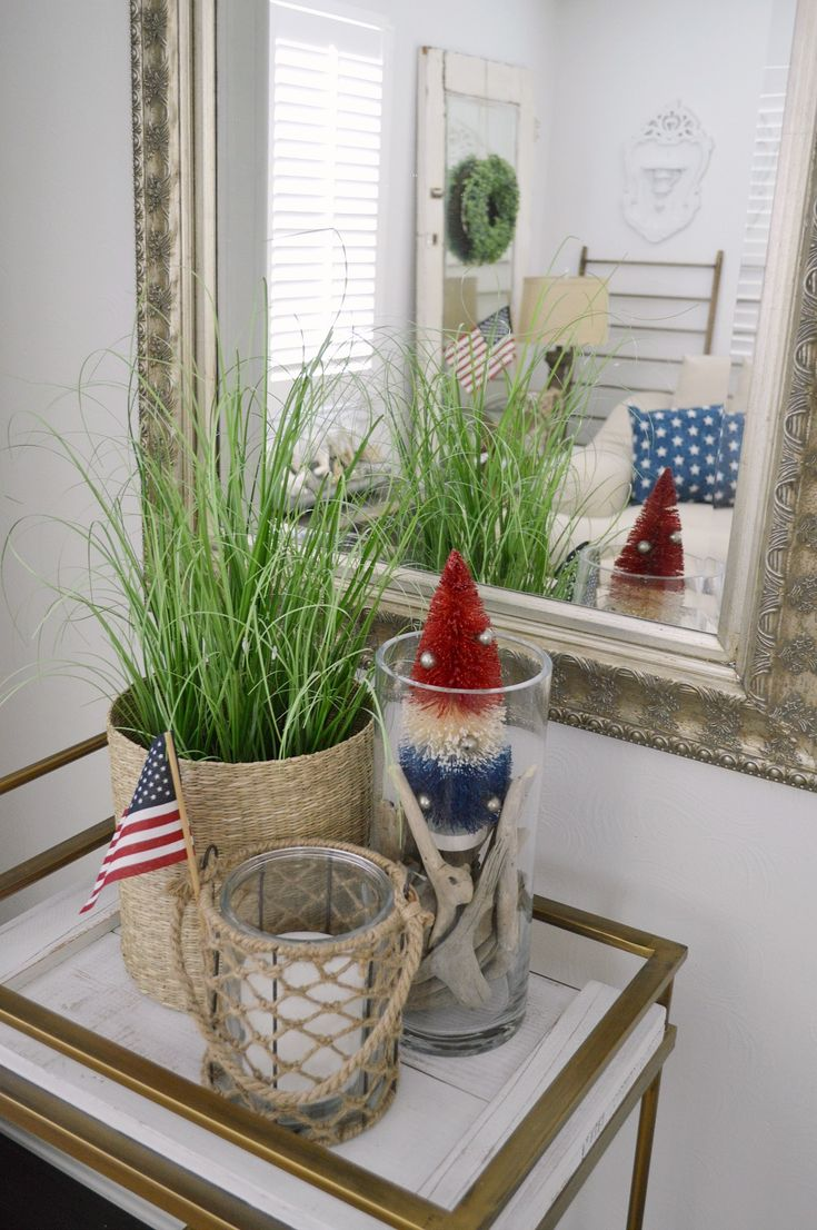 209 best everything red white blue fourth of july memorial patriotic coastal cottage living room