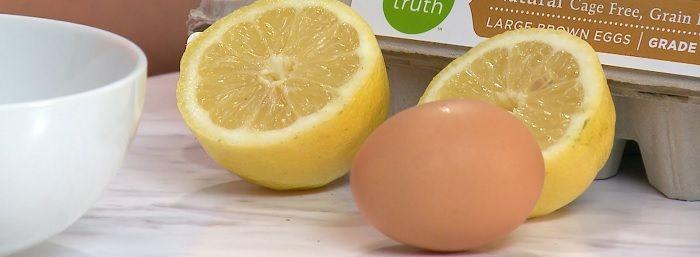 Yumurta ve Limon