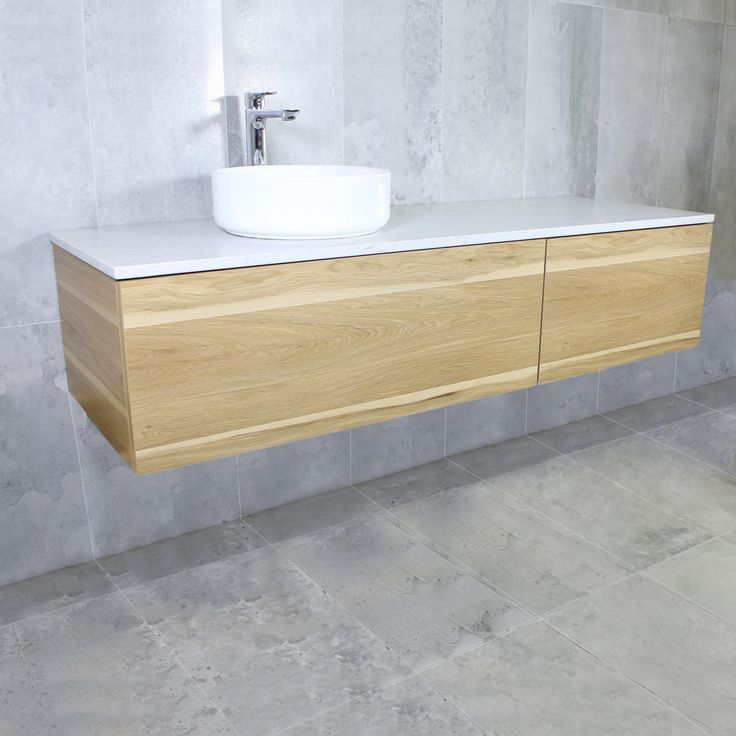 Eden Wall Mount Vanity Cabinet without Top 1500mm