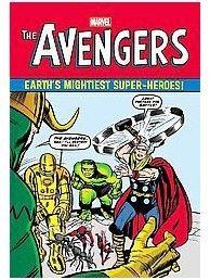 Marvel Masterworks The Avengers 1 (Hardcover) (Stan Lee)
