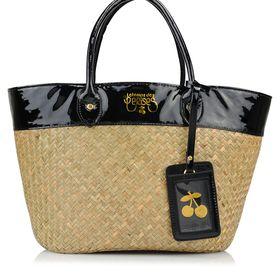 TOMEL - Offrez lui ce sac de plage Le temps des cerises avec http://www.tomelapp.com