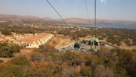Cableway in Harties/Hartbeespoort dam stunning views from the top of the Magaliesberg mountain
