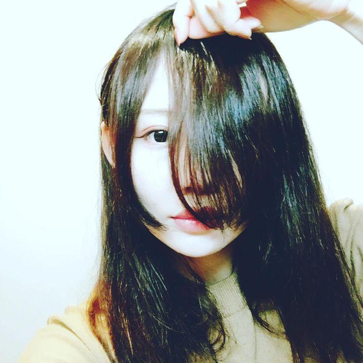 いいね!11件、コメント1件 ― ぬーこさん(@24310yk)のInstagramアカウント: 「good-by髪の毛 #hairsalon #セミロング #ボブ #前髪 #シースルー #ミルボン#MILBON #fprotect #product」