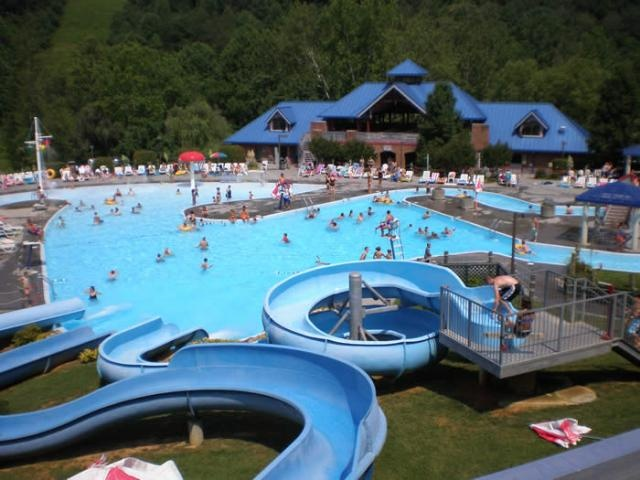 Wetlands Water Park in Jonesborough TN