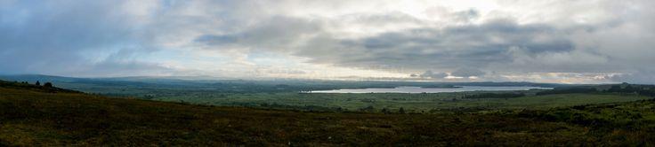 panoramiques | début de matinée au pied du Mont St-Michel de Brasparts  - dans les Monts d'Arrée  - 24 juillet 2016  © Paul Kerrien http://toilapol.net Finistère Bretagne