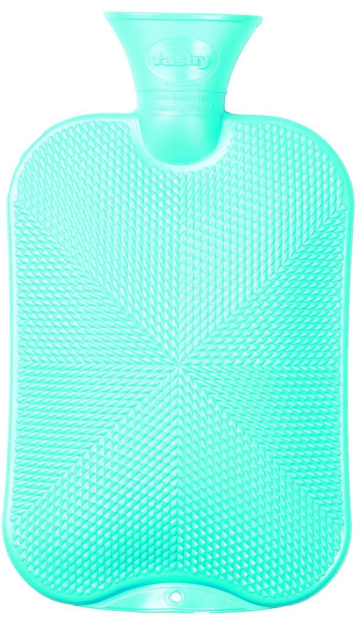 Fashy 6445 64 Wärmflasche Halblamelle, 2.0 L in 2020
