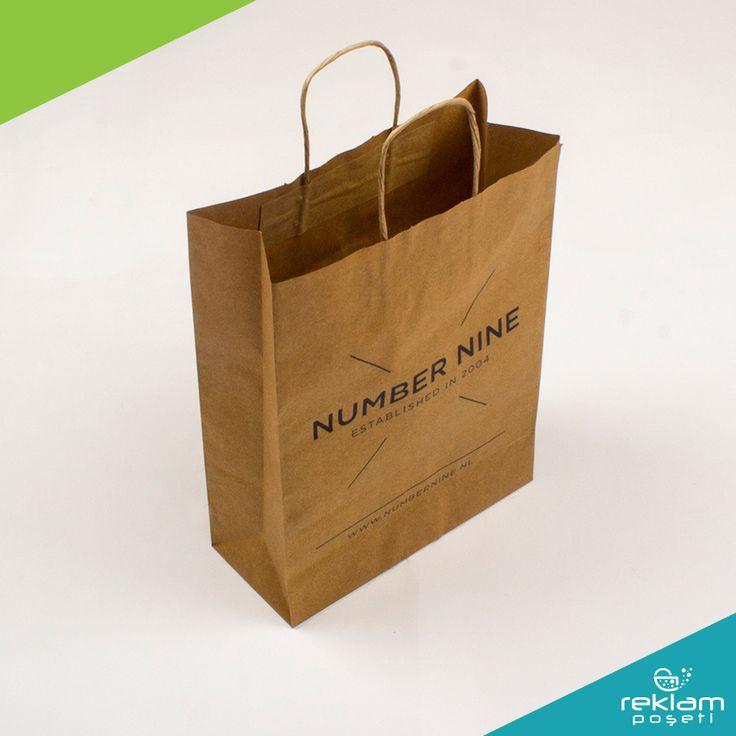 Reklam Poşeti - Ürünlerimiz - Kağıt Poşet, Printed Paper Bags