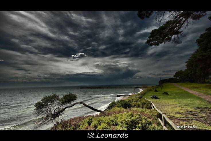 St. Leonards . Victoria . Australia
