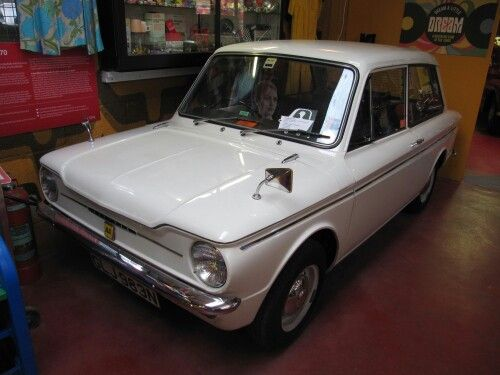 1970 Hillman Imp at Cotswold motering museum