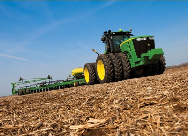 John Deere 9000 series tractor | Down on the Farm | Pinterest