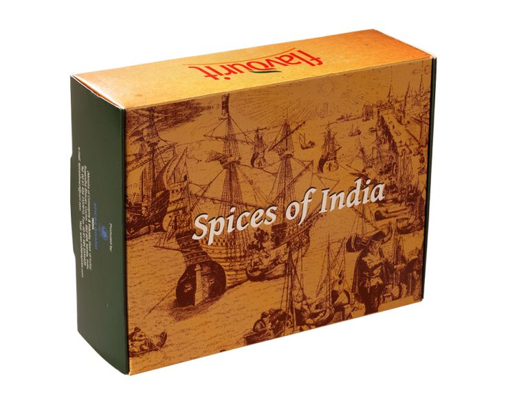 Flavourit Gift box In ( unique whole spices in a box)  $15.20