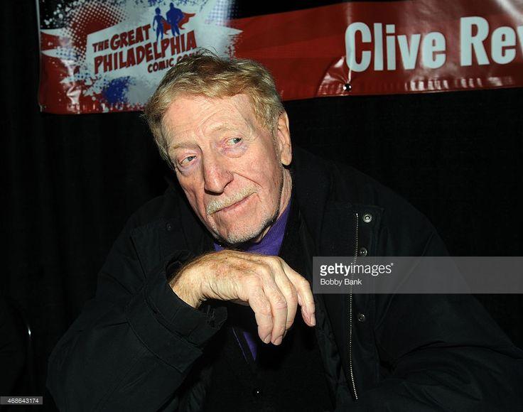 Clive Revill attends the 2015 Great Philadelphia Comic Con 04-04-2015