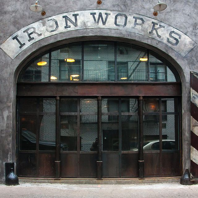 Iron Works, West Village, Manhattan, USA | Project 365 by Andriy Prokopenko