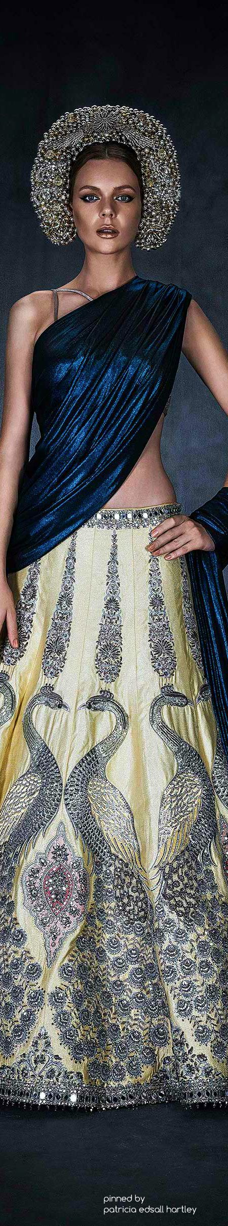 Sparkling Couture' from South East Asia -J J Valaya