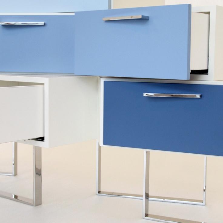 Lovely Rand  Storage Seven Drawers Dresser By Enrico Mangialardo For E1+E4 # Furniture #