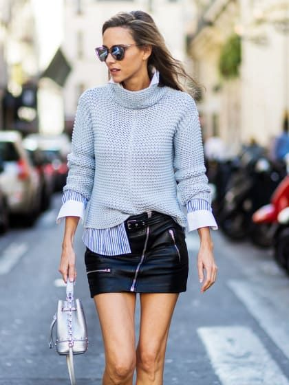 Polo Neck Sweaters To Help You Roll Into February | Stylight