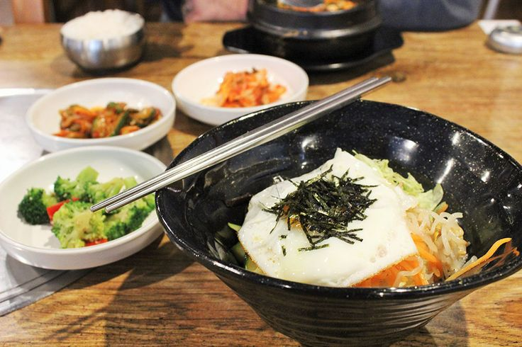 Restaurant Red and Green Woolloongabba | Must do Brisbane | Restaurant Red and Green is an authentic Korean eatery, tucked away up on the 2nd floor of Woolloongabba's Princess Plaza, dishing up budget lunch time fare and an all you can eat Korean BBQ buffet after 5.