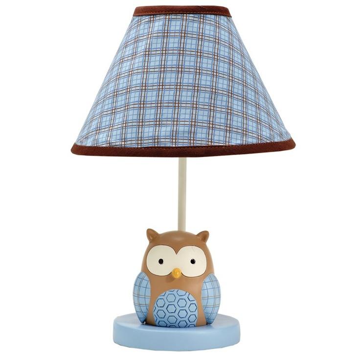 Owl Creek - Lamp Base with Shade