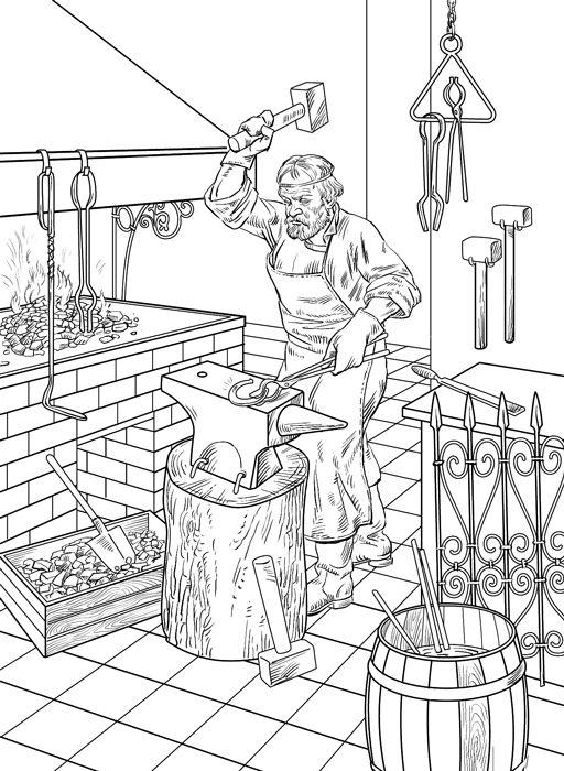 Profession by Anton Batov, via Behance