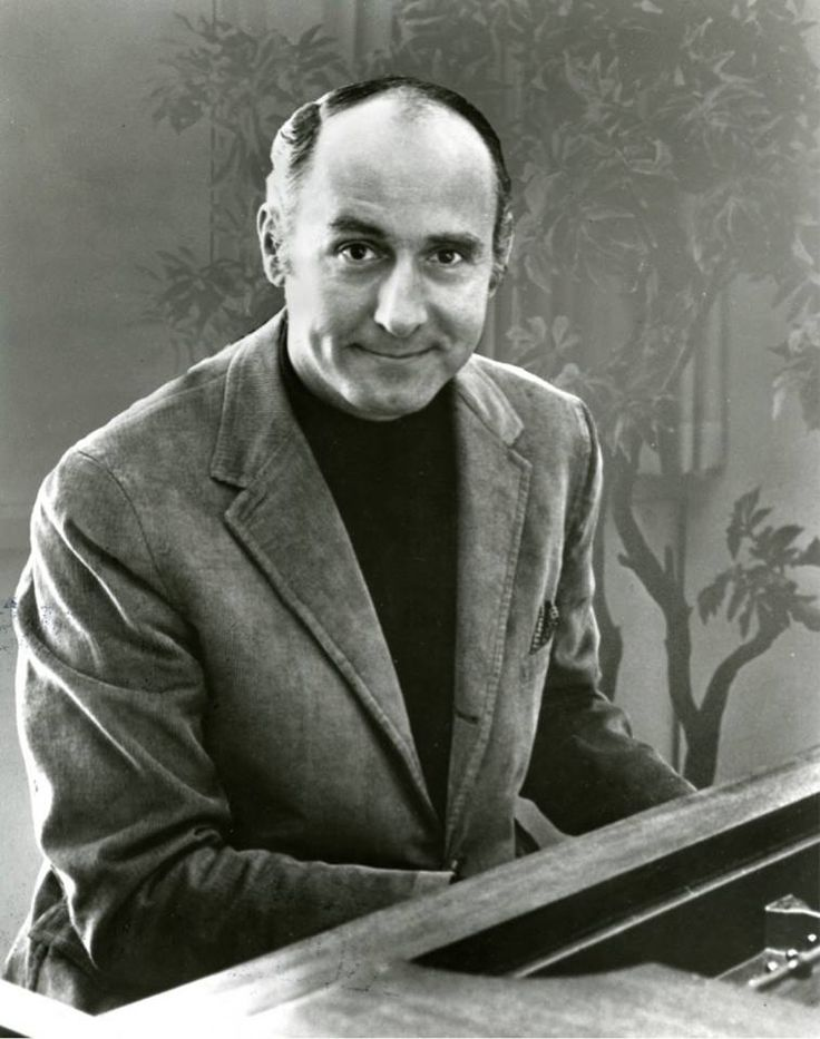 Henry Mancini....Enrico Nicola