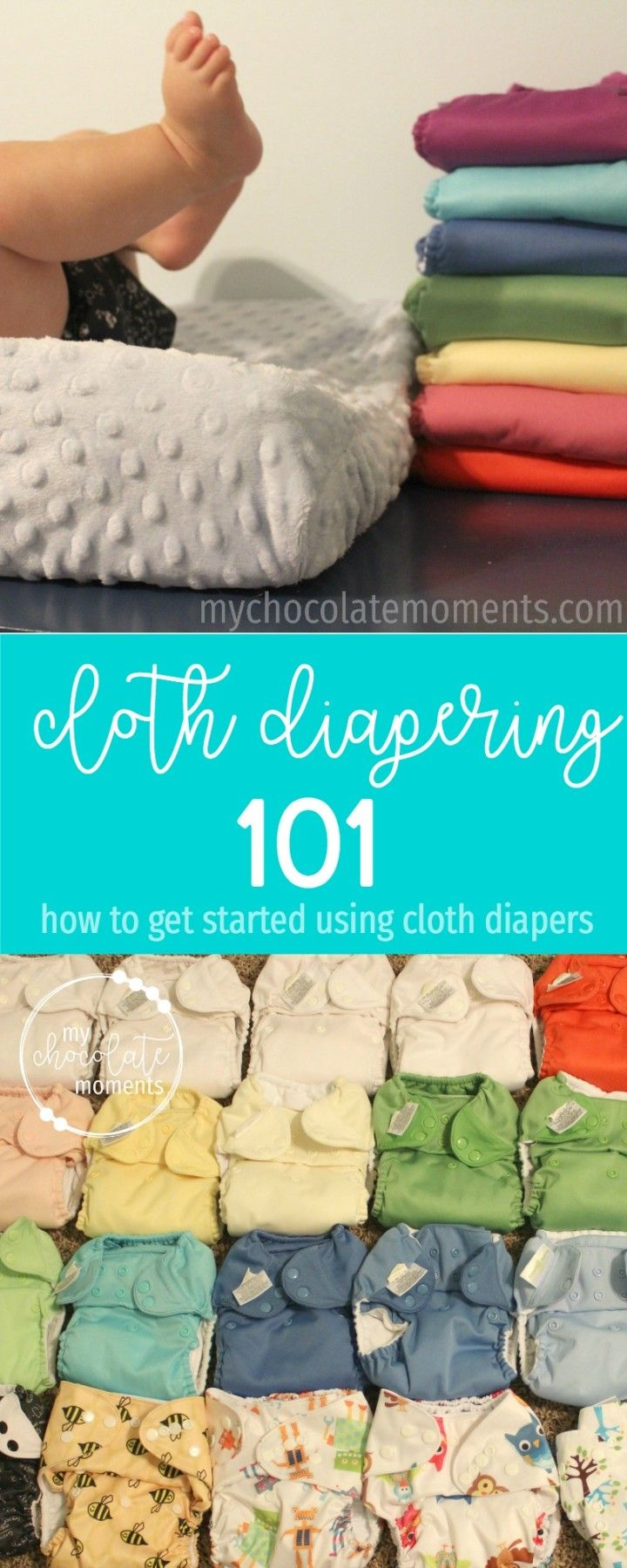 cloth diapering 101 how to get started using cloth diapers | cloth diapering | cloth diaper | crunchy mom | natural parenting