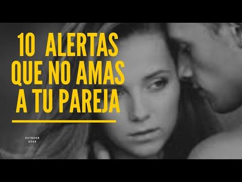 Liked on YouTube: 10 alertas de que ya no amas a tu pareja #Psicologia la número 6 no lo creerás 10 alertas de que ya no amas a tu pareja Señales de alerta: 1. Buscas cualquier pretexto para no verlo Ψ SUSCRÍBETE a PSICOLOGIA VISUAL: https://www.youtube.com/psicologiavisual ======================== Gracias por compartir Psicología Ψ 2. No te nace ser cariñosa ni detallista 3. Te molestas con él ante la mínima provocación 4. Lo culpas de todo lo malo que te ocurre 5. Has perdido las ganas de…