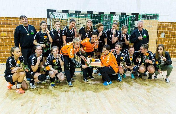 Pontvesztés nélkül nyerték a bajnokságot a lányok